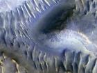 НАСА показала фото уникальных дюн на Марсе