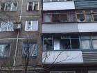 Последствия очередного обстрела Авдеевки (фото)