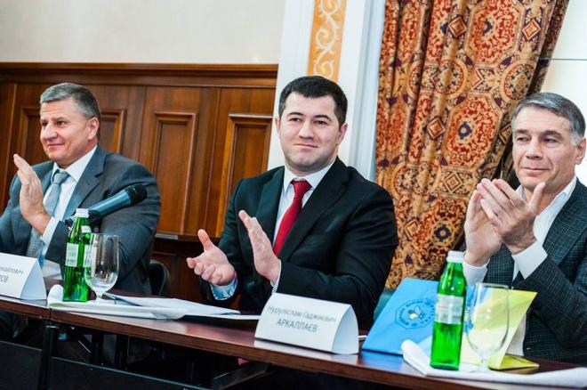 Федерацию дзюдо Украины возглавил... Насиров - фото
