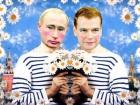 Изображение Путина под гомосексуалиста в России признали экстремистским