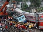 Под Москвой столкнулись поезда, пострадало 28 человек
