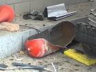 Поигрался с огнетушителем: пятеро учеников столичной гимназии попали в больницу