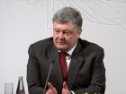 Порошенко: России не нужно Евровидение, ей нужна провокация