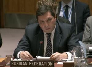 Представитель России в Совбезе ООН нахамил своему коллеге из Великобритании - фото