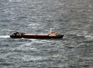 В Черном море затонул сухогруз с украинцами на борту - фото