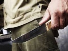 В Ирпене тяжело ранили ножом нацгвардейца и его собаку