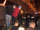 В Полтаве произошли столкновения жителей с представителями застройщика, есть раненые