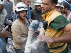 Вследствие химической атаки в Сирии погибли 58 человек. Добавлено видео