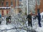 Вследствие непогоды в Украине еще обесточены 199 населенных пунктов