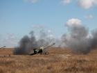 К вечеру враг 24 раза открывал огонь по защитникам востока Украины