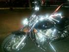 На Харьковском шоссе застрелили мотоциклиста