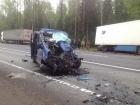 Под Новгородом в ДТП погибли граждане Украины (фото)