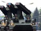 Разведка: технику российского «военторга», задействованную во время парада, отправили на передовую