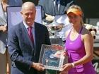 Свитолина победила в турнире в Риме