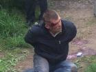 Таксисту прострелил ноги возможно «охранник Яроша»