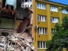 В Коломые обрушилось здание учебного заведения