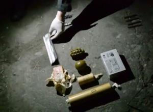 В Одессе нашли рюкзак со взрывчаткой у Куликова поля - фото
