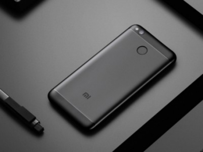 Xiaomi Redmi 4X теперь доступен с 4/64 ГБ памяти - фото