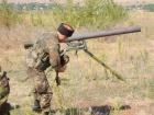 За прошедшие сутки боевики уменьшили количество обстрелов, но продолжают применять тяжелое вооружение