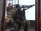 Боевики пытались прорваться вблизи с.Жолобок
