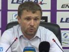 Ребров покидает «Динамо»