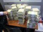 СБУ показала видео изъятия взятки в $5млн