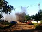 Террористы из артиллерии обстреляли Сартана (фото)