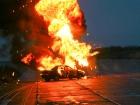 У Константиновки взрыв автомобиля: погиб сотрудник СБУ