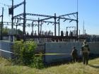 В Донецкой области пытались подорвать электро-подстанцию