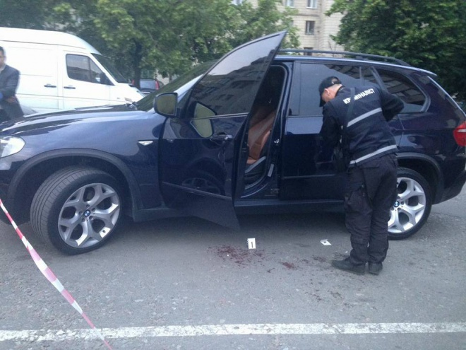 Встоличной полиции подтверждают перестрелку наХарьковском шоссе: ранен мужчина