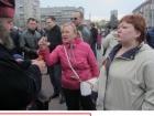 Задержана сепаратистка, ударившая молотком ветерана АТО в оперном театре