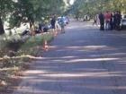 На Киевщине авто влетело в дерево: 5 погибших