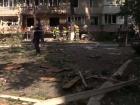 Полиция открыла производство по факту взрыва в Голосеевском районе