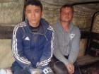 Российским пограничникам, задержанным на Херсонщине, сообщено о подозрении и арестовано