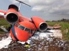 В Африке разбился украинский самолет