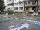В киевской 9-этажке произошел взрыв, погиб человек