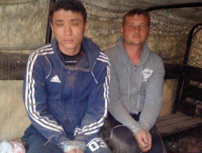 Задержанным вХерсонской области русским пограничникам придется платить по320 грн. штрафа