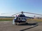 Презентован первый украинский вертолет «Надежда»