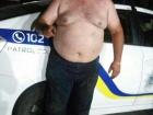 Руководитель полицейского отдела в Кривом Роге устроил дебош на День полиции