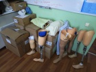 СБУ: с РФ поставляли некачественные протезы для бойцов АТО