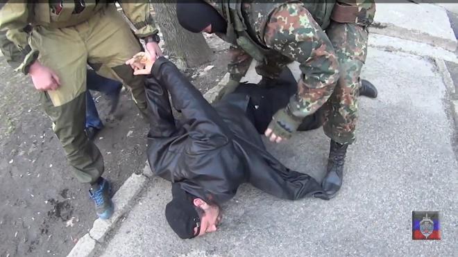 Русские репортеры попали под обстрел наДонбассе