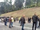 В центре Киева произошел взрыв, ранены три человека