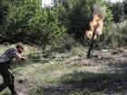 Вследствие провокации боевиков ранены двое защитников