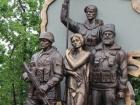 Взорвали памятник боевикам в оккупированном Луганске
