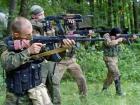 За прошедшие сутки оккупанты 35 раз применяли оружие, без потерь