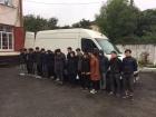 20 вьетнамцев задержала полиция во Львовской области, которых перевозили как «скот»