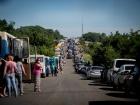 Боевики устроили провокацию у КПВВ Майорск