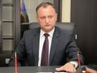 Додон собирается наказать военных, прибывших в Украину