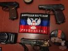 """На Днепропетровщине полиция выявила адепта """"ДНР"""" с арсеналом оружия"""