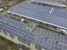 На Львовщине открыли самую мощную в Украине крышевую солнечную электростанцию